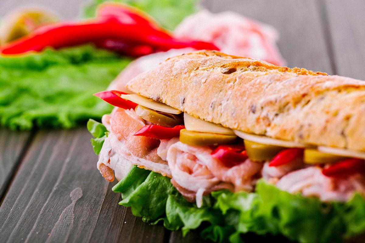 Sandwich 1/2